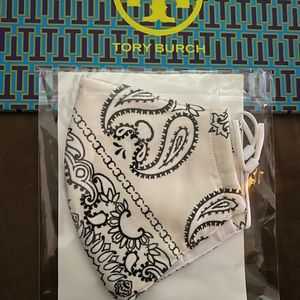 Tory Burch Face Mask